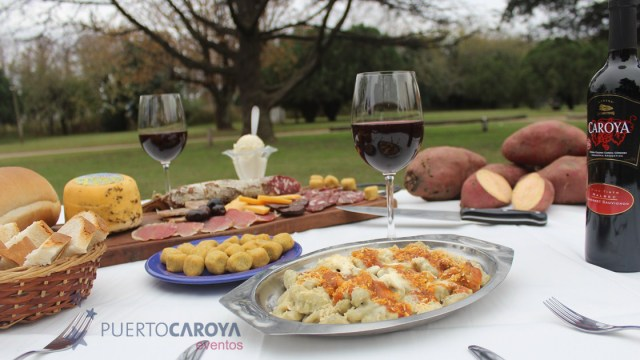 Se viene en mayo la Fiesta de la Batata en Colonia Caroya 1