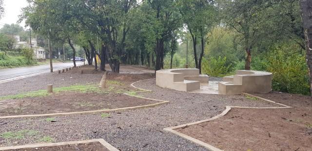 En mayo se inaugurarán dos plazas nuevas para Mendiolaza 1