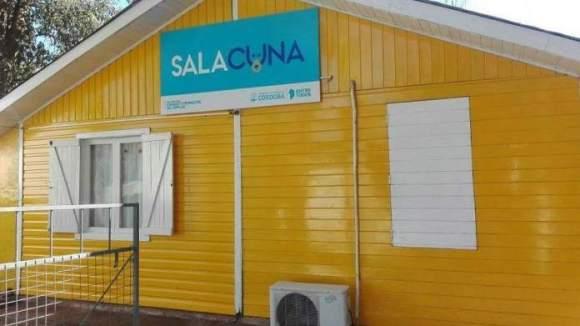 Nuevas vacantes en la Sala Cuna de Mendiolaza 1