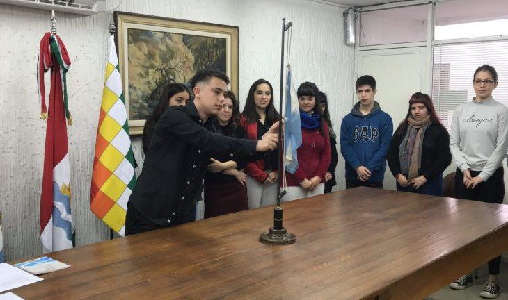 Dieron comienzo las sesiones del Consejo Participativo Estudiantil de Rio Ceballos 9