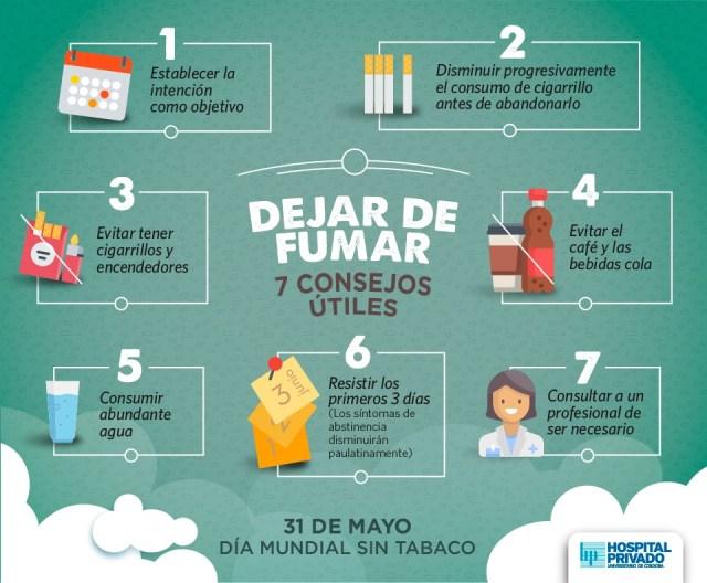 31 de mayo: Día Mundial Sin Tabaco 3