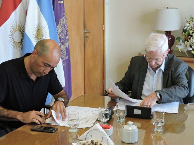 La UNC cerró un acuerdo de colaboración científica con Mercado Libre 1