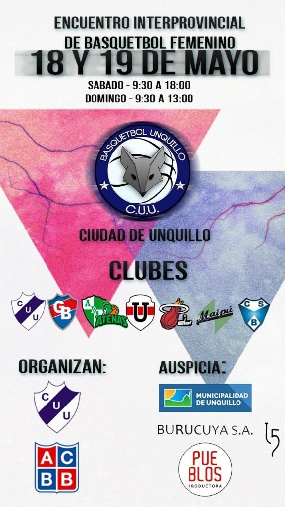 El Encuentro Interprovincial Femenino será organizado por Unión Unquillo 4