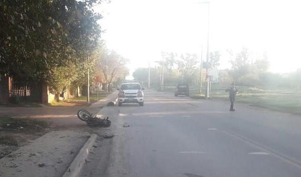 Accidente fatal en cercanías a Villa Allende Parque 1