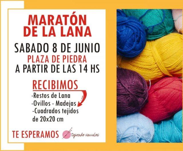 Maratón de lana en Río Ceballos 1
