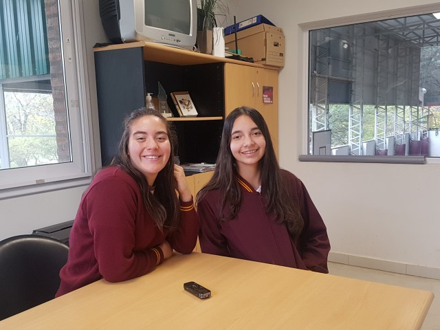 Dos estudiantes de Unquillo preseleccionadas para el Nacional de Hándbol 4