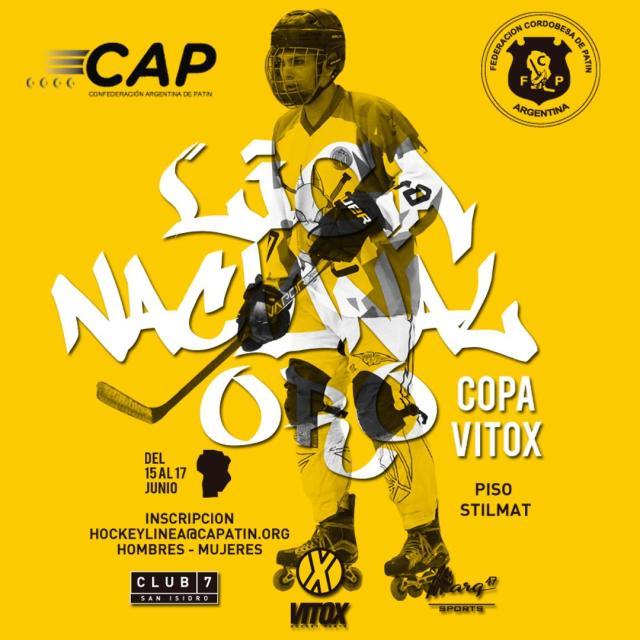 El hockey en linea llega a Rio Ceballos 2