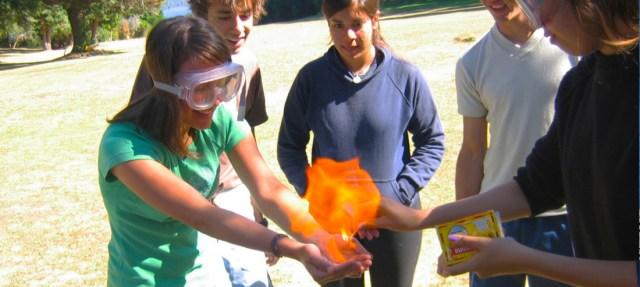 Río Ceballos recibe a Expedición Ciencia 6