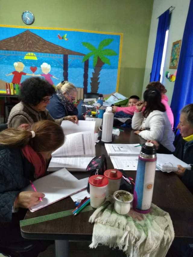 Unquillo: proyectan una escuela para adultos en Gobernador Pizarro 6
