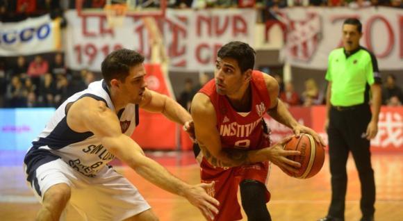 Instituto logró un triunfo sobre San Lorenzo y sueña con el campeonato 1