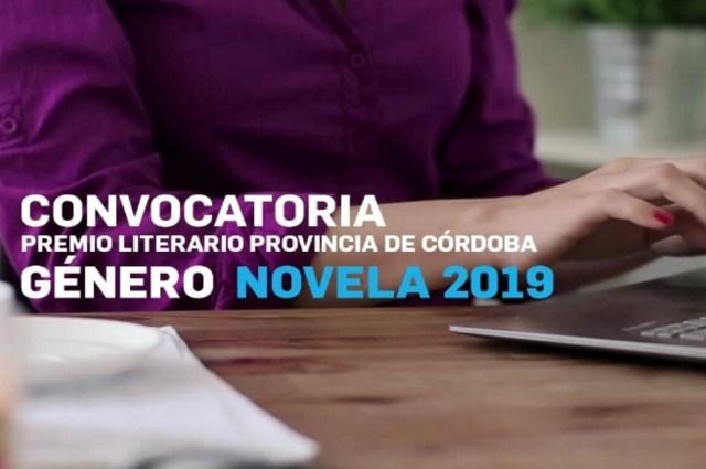 Premio Literario Provincia de Córdoba: inscripciones abiertas 1