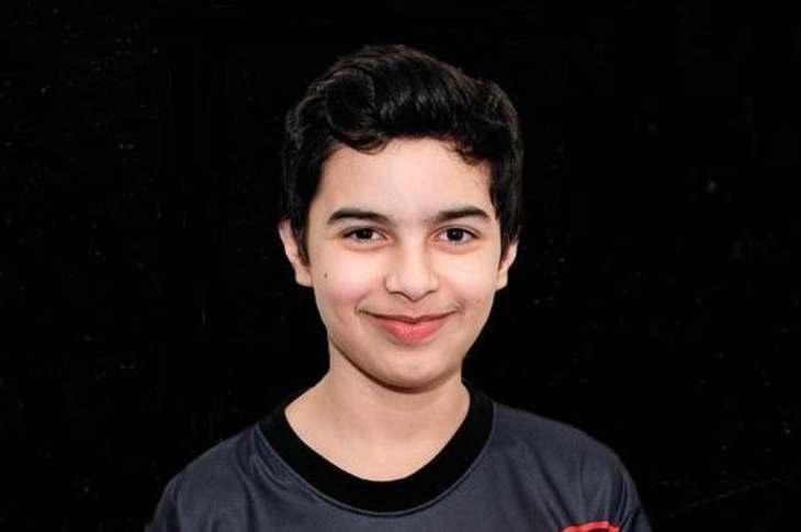 Tiene 13 años y participará del mundial de Fortnite 5