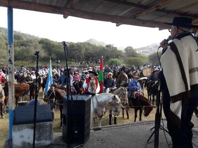 Emocionante inicio de las Fiestas Patronales en Villa Allende 25