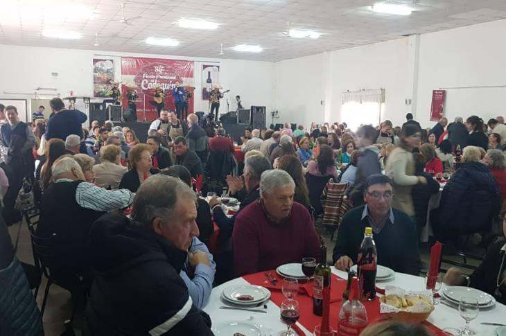 Récord de público para la 36º Fiesta Provincial del Codeguín 3