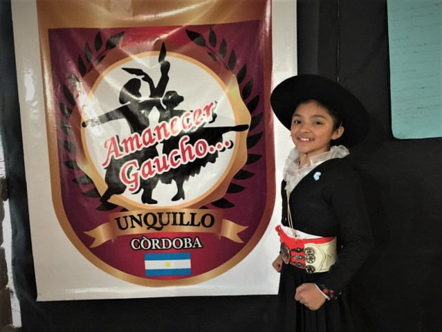 Valentina Moyano: de Unquillo al Campeonato Nacional de Malambo Femenino 8