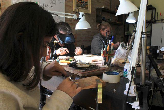 Cristina Tomas y el placer de crear arte 4