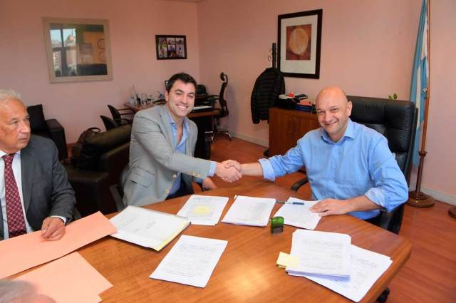 Apross firmó nuevo acuerdo con la Asociación de Anestesistas 1