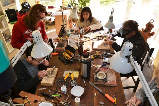 Cristina Tomas y el placer de crear arte 2
