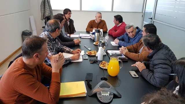 Por la crisis, ECOGAS y municipios buscan alternativas de financiamiento 1