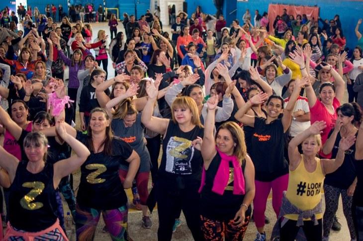 Sierras Chicas bailó por Benja y se recaudaron más de 100 mil pesos 2