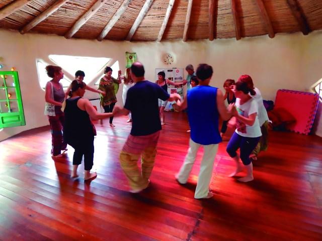 Danzar para curar 7