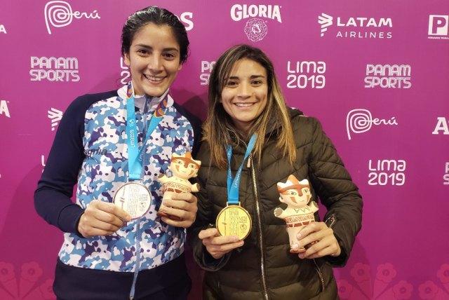 Lima 2019: Dayana Sánchez es medalla de plata 4