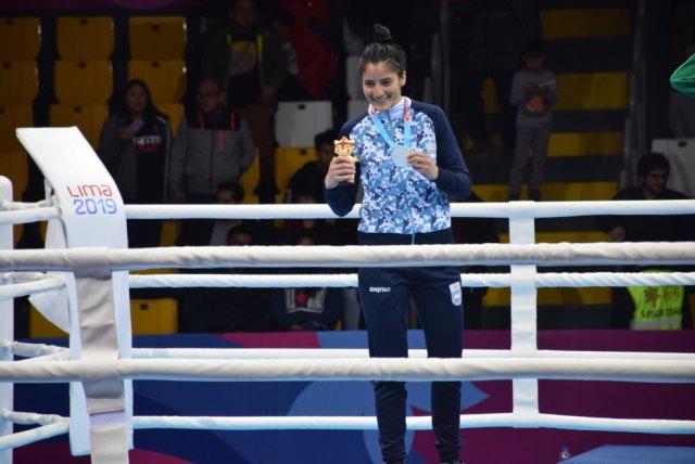 Lima 2019: Dayana Sánchez es medalla de plata 3