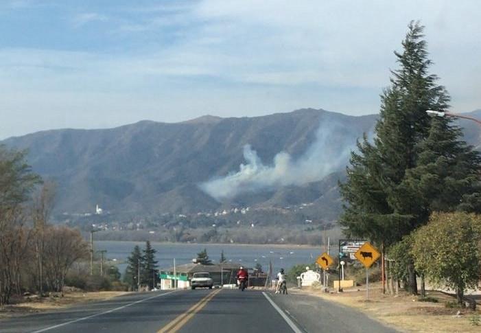 Se encuentran controlados los incendios en la Provincia 3