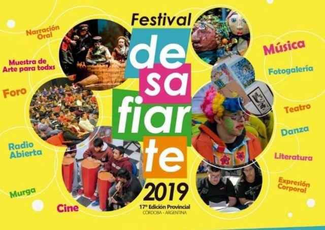 Este lunes comienza el Festival Desafiarte 2019 2