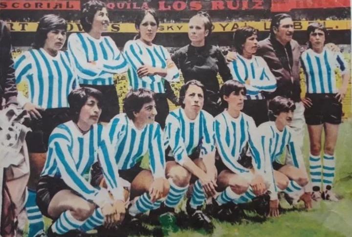 21 de agosto, Día de la Futbolista Argentina 1