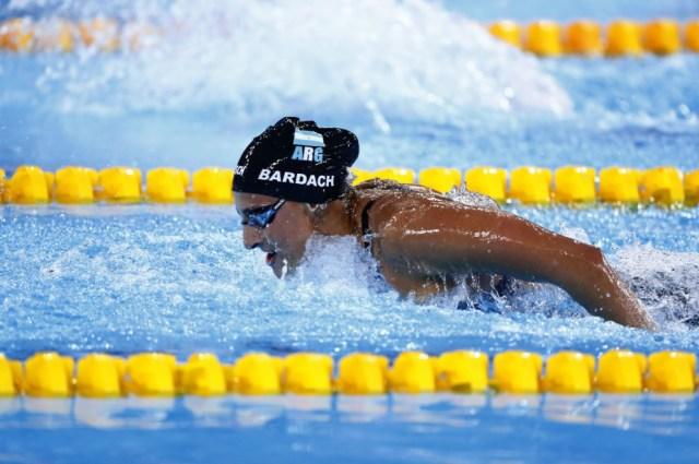 Panamericanos: Virginia Bardach, medalla de oro en 200 mariposa 3