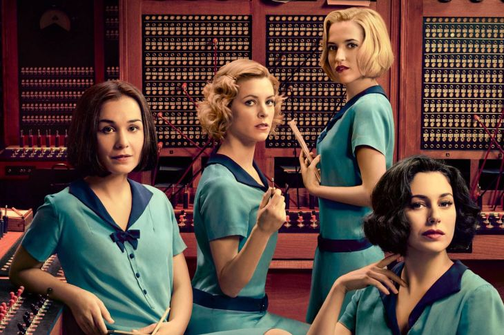 Se viene nueva entrega de Las Chicas del Cable 4