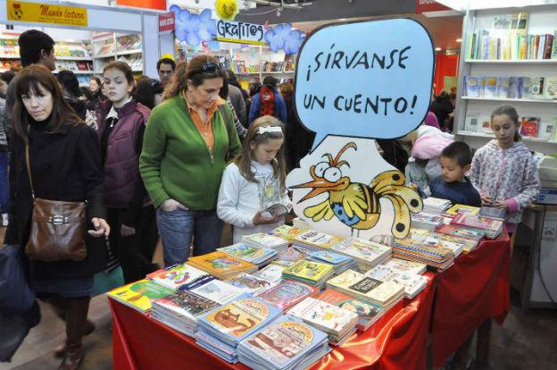 Llega la 34° Feria del Libro de Córdoba 1