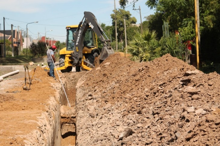 Primer desembolso internacional para obras cloacales en Sierras Chicas 6