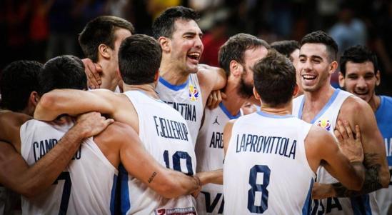 Basquet: Argentina está en la final del Mundial 4