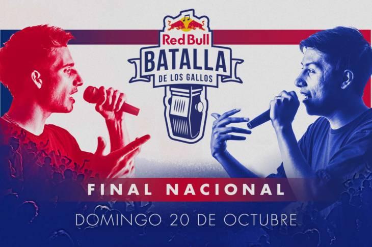 Red Bull Batalla de los Gallos y sus competidores 9