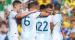 Argentina goleó a Ecuador 13