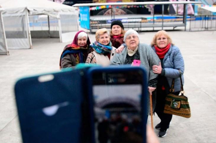 Concurso de fotografía con celular para personas mayores 2