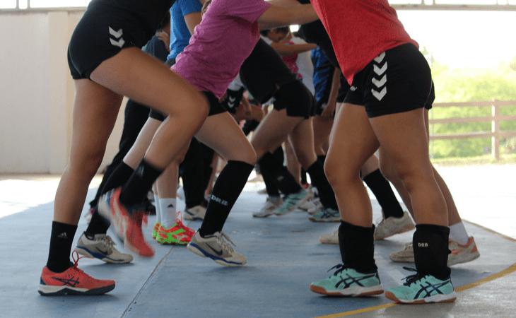 Familias unidas por el handball 1