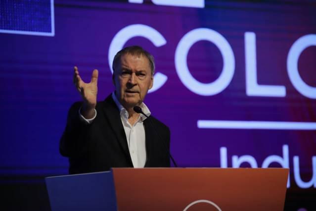 El gobernador Juan Schiaretti viajó a Madrid 3
