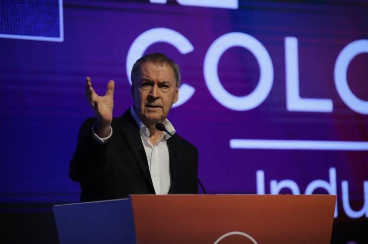El gobernador Juan Schiaretti viajó a Madrid 10