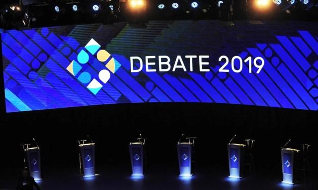 Segundo Debate Presidencial 2019 4