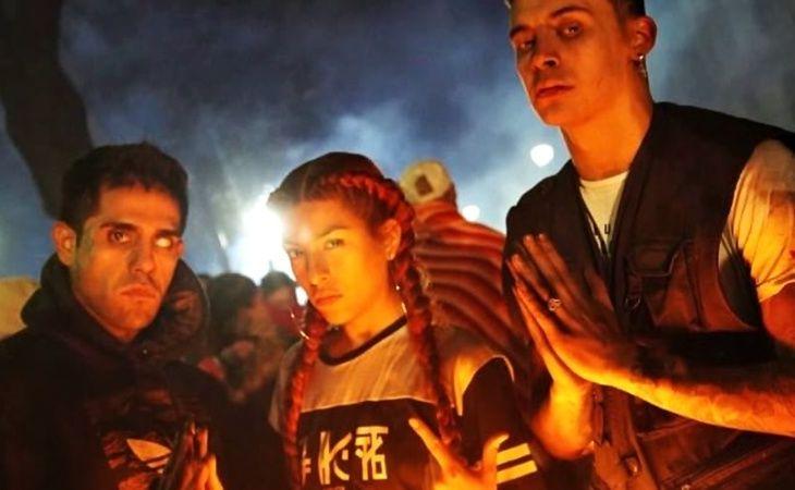 Panash, la prometedora película del rap argentino 1