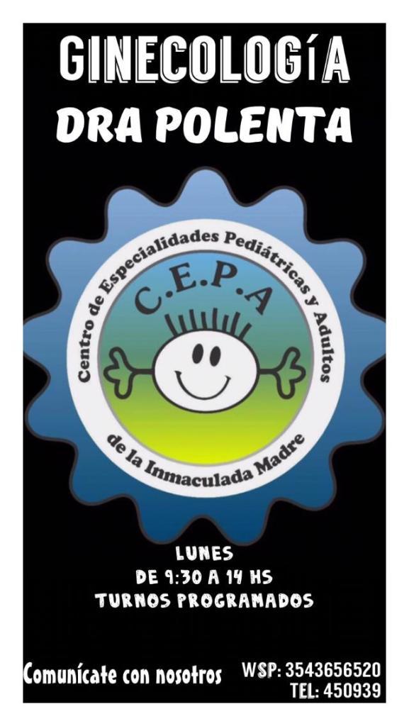 Certificados escolares: el Centro de Especialidades Pediátricas y Adultos de Río Ceballos informa sus novedades 28