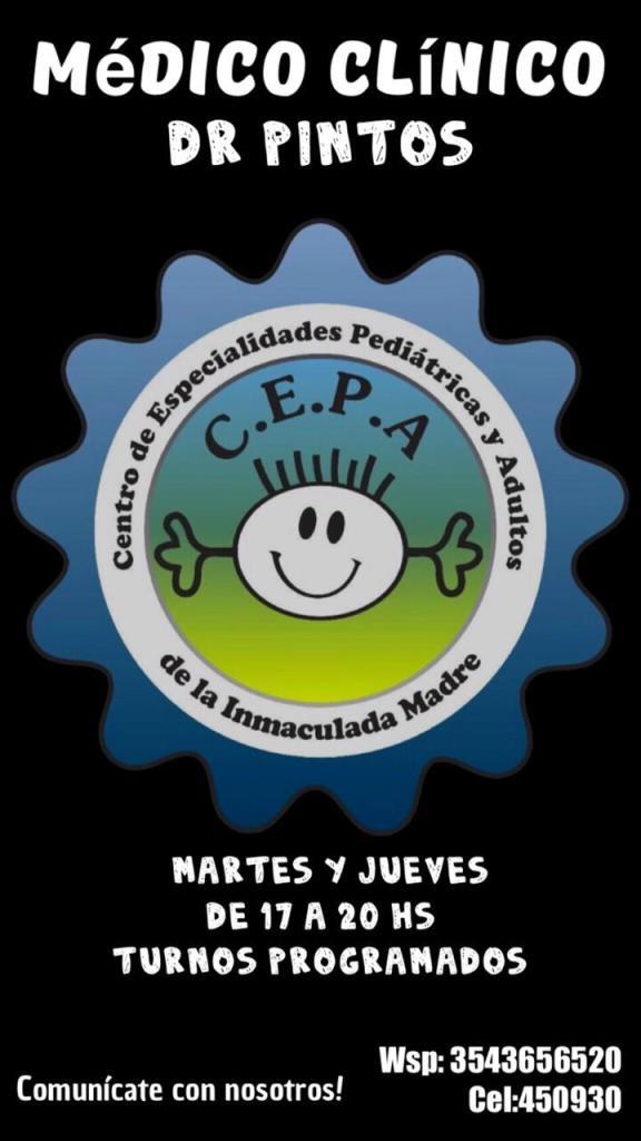 Certificados escolares: el Centro de Especialidades Pediátricas y Adultos de Río Ceballos informa sus novedades 34
