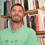 """(audio) Demián Orosz: """"Trato de combinar los recursos con la intención de decir algo"""""""