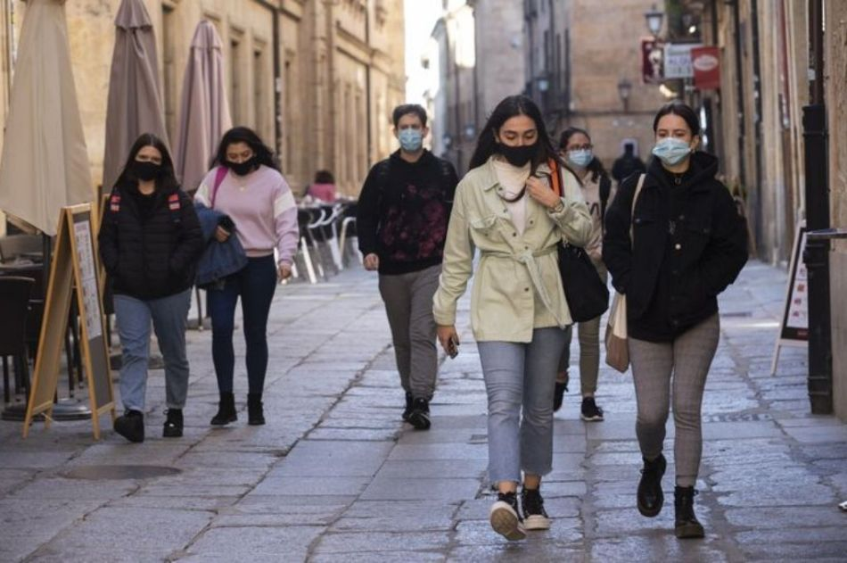 <strong><em>España es el primer país de la Unión Europea en superar el millón de casos de Covid-19. </em></strong>Foto gentileza a quien corresponda.