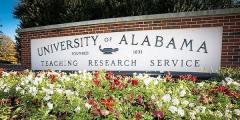 منحة جامعة ألاباما