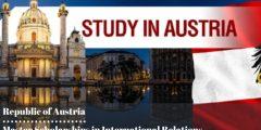 منحة حكومة النمسا للحصول على الماجستير 2021 (ممولة بالكامل)