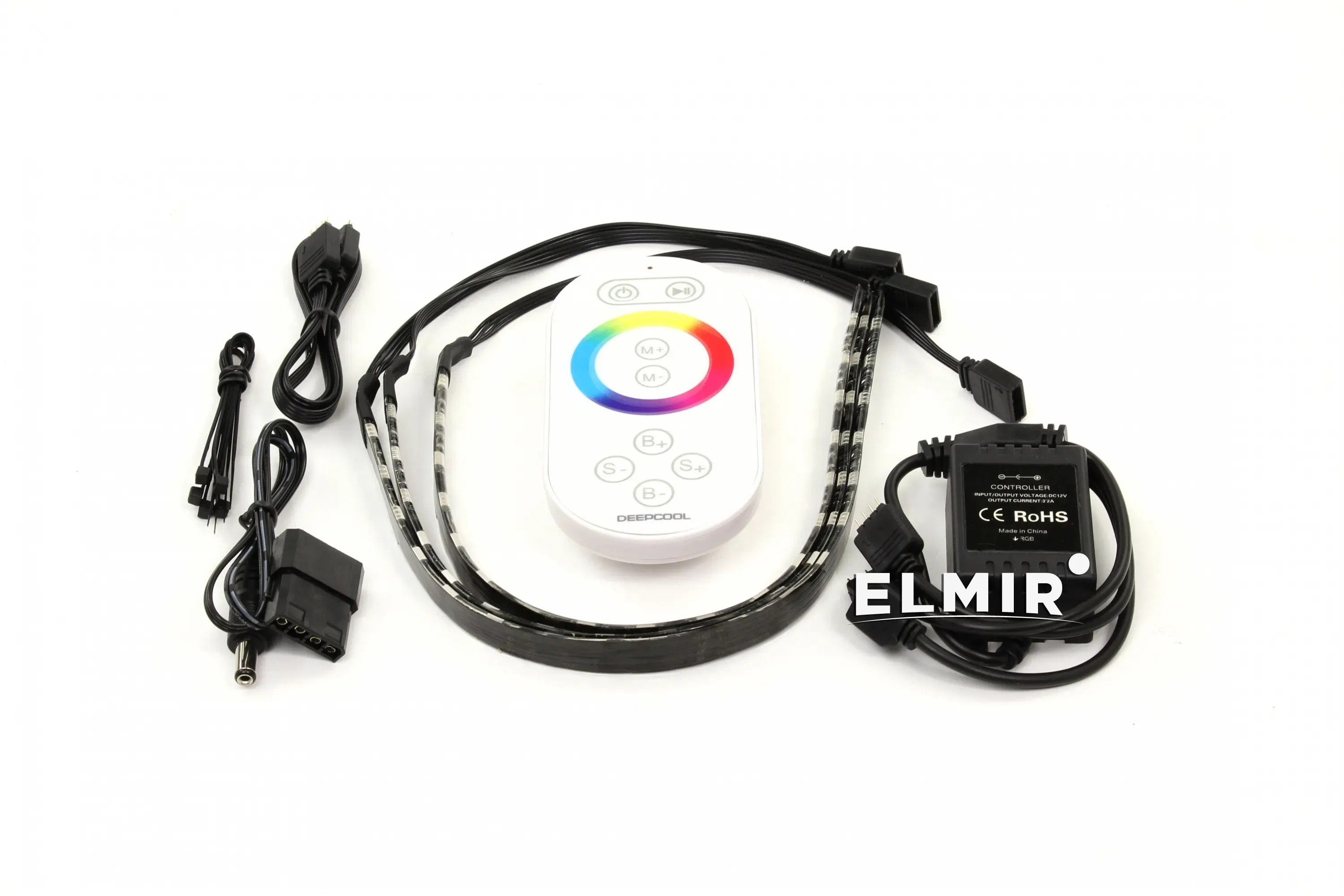 Deepcool Rgb Color Led 360 Elmir